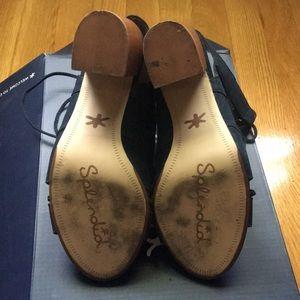 """2932ade3fafa Splendid Shoes - Splendid """"Banden"""" Gladiator Sandal - Navy Sz 7"""